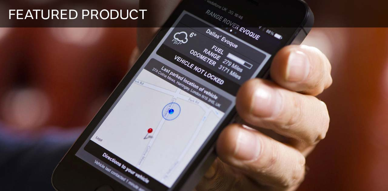 Land Rover InControl Touch Pro