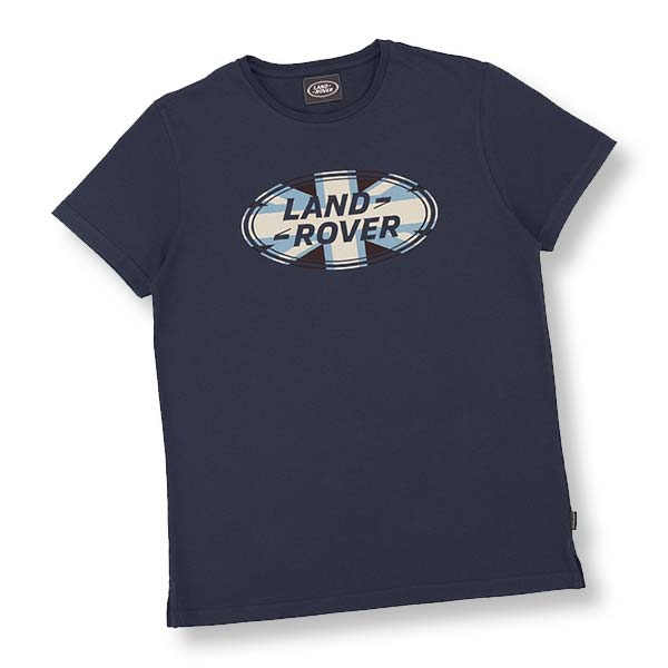 Land Rover Union Jack T-Shirt