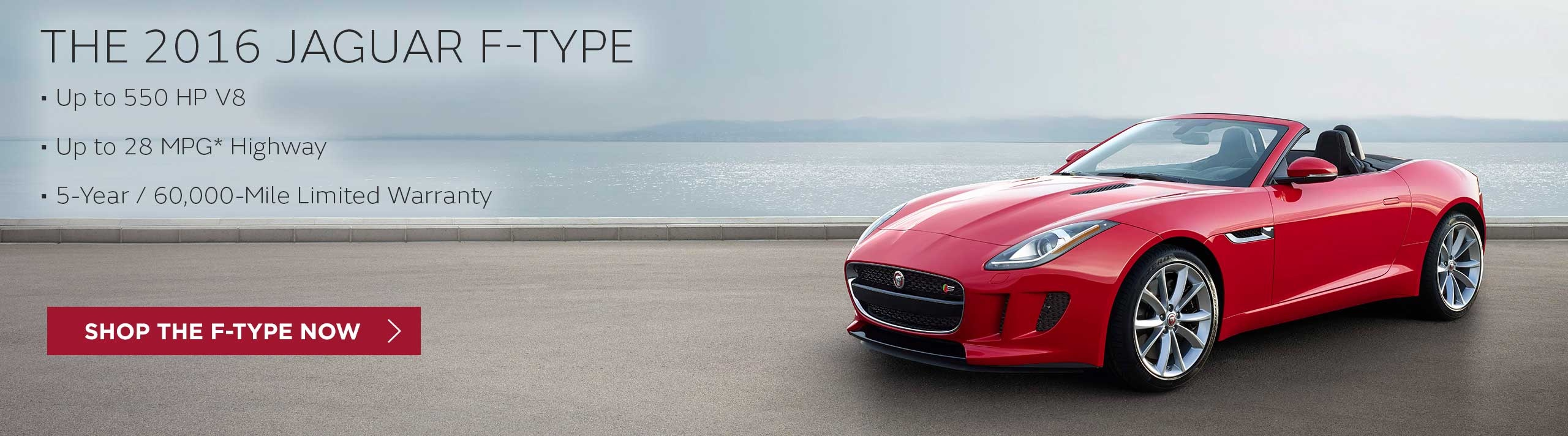 Jaguar F-Type at Cole European